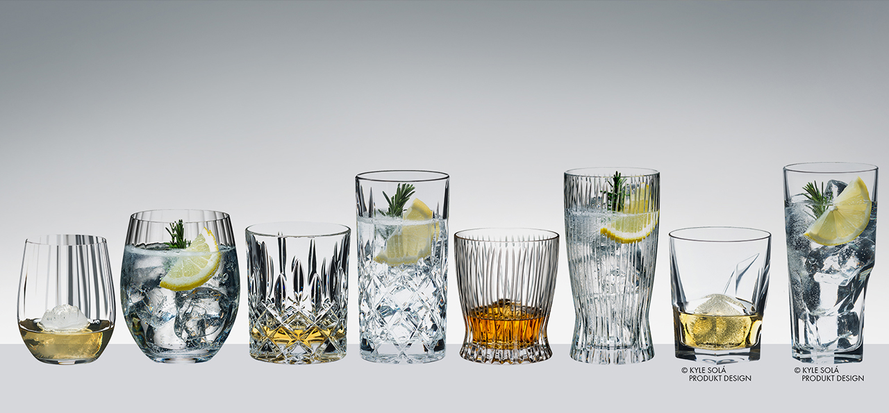RIEDEL Barware Tumbler Collection